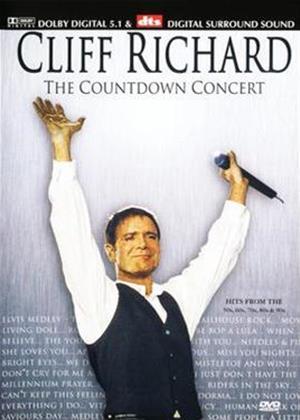 Rent Cliff Richard: The Countdown Concert Online DVD Rental
