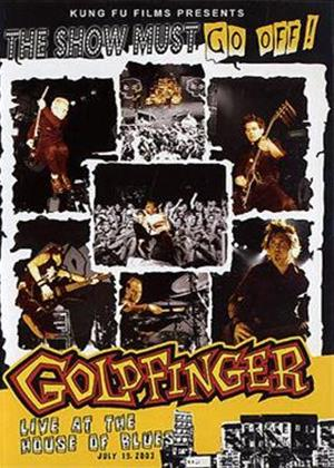 Rent Goldfinger: Live at the House of Blues Online DVD Rental