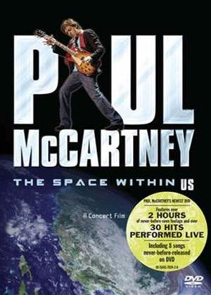 Rent Paul McCartney: The Space Within Us Online DVD Rental