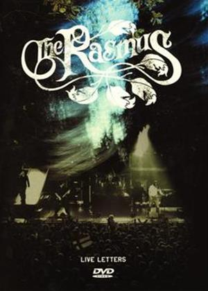 Rent The Rasmus: Live Letters Online DVD Rental