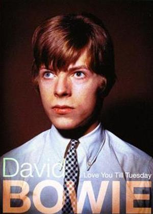 Rent David Bowie: Love You Till Tuesday Online DVD Rental