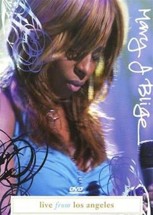 Rent Mary J. Blige: Live from Los Angeles Online DVD Rental