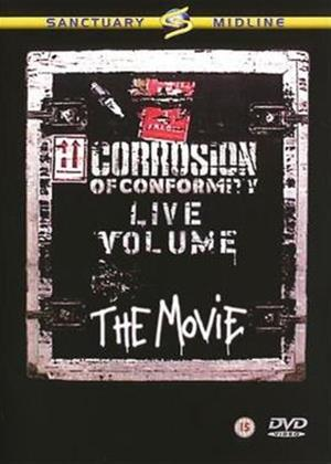 Rent Corrosion of Conformity: Live Volume: The Movie Online DVD Rental