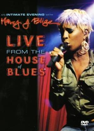 Rent Mary J. Blige: Live from the House of Blues Online DVD Rental
