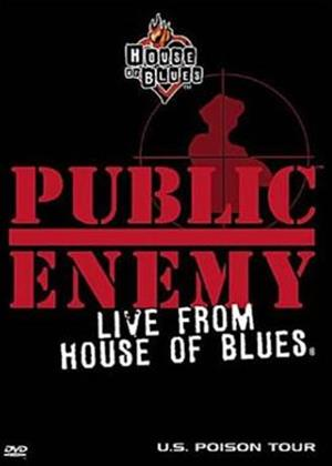 Rent Public Enemy: Live from the House of Blues Online DVD Rental