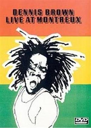 Rent Dennis Brown: Live at Montreux Online DVD Rental
