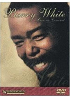 Rent Barry White: Live in Concert Online DVD Rental