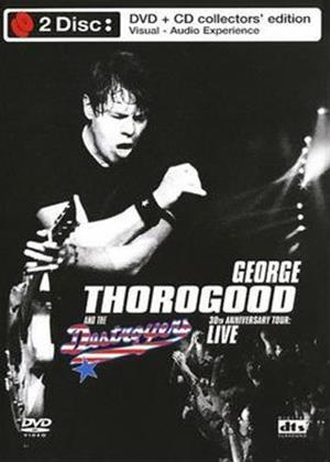 Rent George Thorogood: Live in London Online DVD Rental