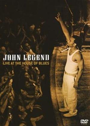 Rent John Legend: Live at the House of Blues Online DVD Rental