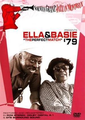 Rent Ella and Basie Online DVD Rental