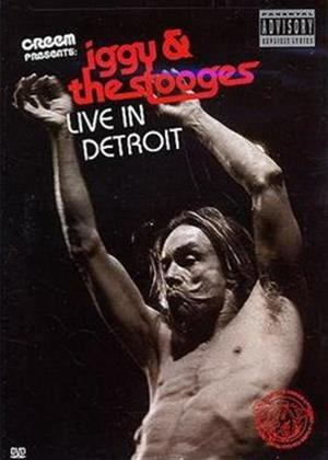 Rent Iggy Pop and the Stooges: Live Detroit Online DVD Rental