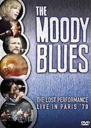 Rent The Moody Blues: The Lost Performances Online DVD Rental
