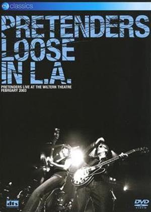 Rent The Pretenders: Loose in LA Online DVD Rental