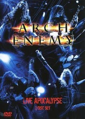 Rent Arch Enemy: Live Apocalypse Online DVD Rental