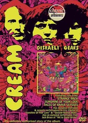 Rent Cream: Disraeli Gears: Classic Albums Online DVD Rental