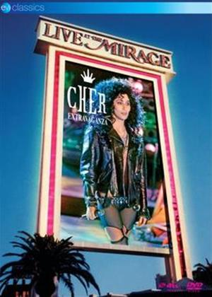 Rent Cher: Extravaganza: Live at the Mirage Online DVD Rental