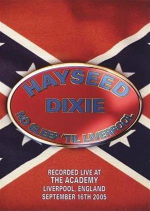 Rent Hayseed Dixie: No Sleep 'Til Liverpool Online DVD Rental