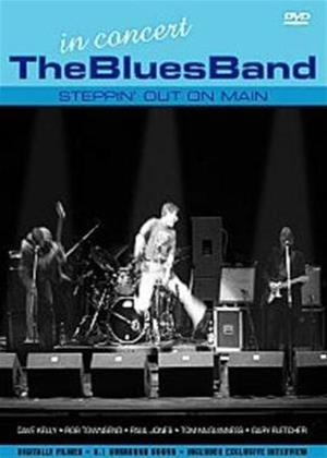 Rent The Blues Band: In Concert: Steppin' Out on Main Online DVD Rental