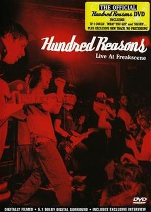 Rent Hundred Reasons: Live at Freakscene Online DVD Rental