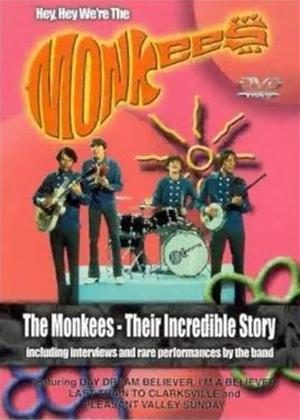 Rent Hey, Hey We're the Monkees Online DVD Rental