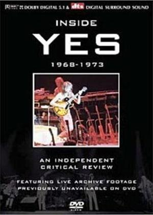 Rent Yes: Inside: 1968 to 1973 Online DVD Rental