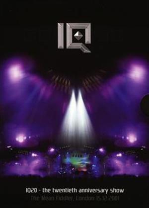 Rent IQ: IQ20 the Twentieth Anniversary Online DVD Rental