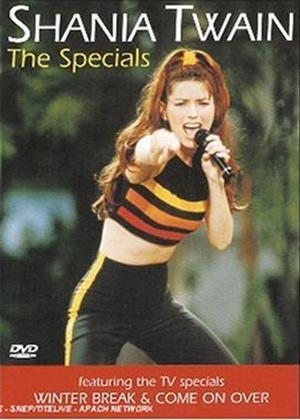 Rent Shania Twain: The Specials Online DVD Rental