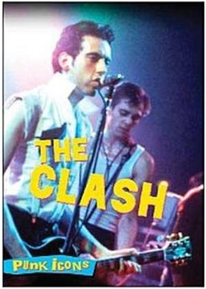 Rent The Clash: Punk Icons Online DVD Rental