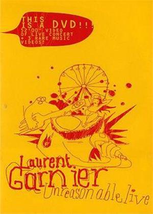Rent Laurent Garnier: Unreasonable Live Online DVD Rental