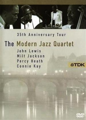 Rent Modern Jazz Quartet: 35th Anniversary Concert Online DVD Rental