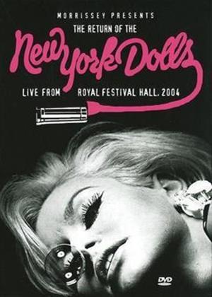 Rent New York Dolls: Royal Festival Hall 2004 Online DVD Rental