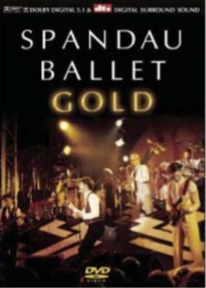 Rent Spandau Ballet: Gold Online DVD Rental