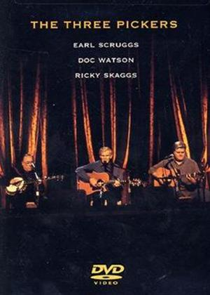 Rent Earl Scruggs, Doc Watson and Ricky Skaggs: The Three Pickers Online DVD Rental