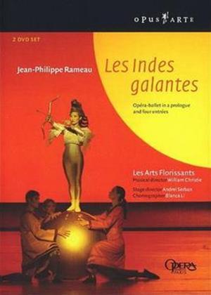 Rent Rameau: Les Indes Galantes Online DVD Rental