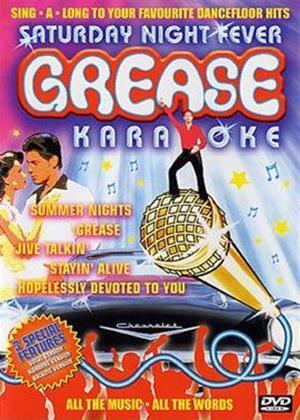Rent Saturday Night Fever / Grease: Karaoke Online DVD Rental