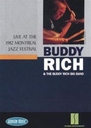 Rent Buddy Rich: Live at the Montreal Jazz Festival Online DVD Rental