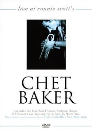 Rent Chet Baker: Live at Ronnie Scott's Online DVD Rental