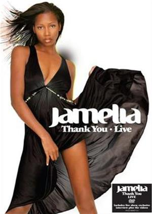 Rent Jamelia: Thank You Live Online DVD Rental