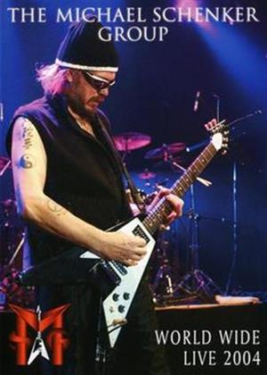 Rent The Michael Schenker Group: World Wide Live 2004 Online DVD Rental