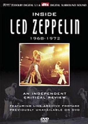 Rent Led Zeppelin: Inside Online DVD Rental