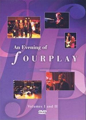 Rent Fourplay: An Evening of Fourplay Online DVD Rental