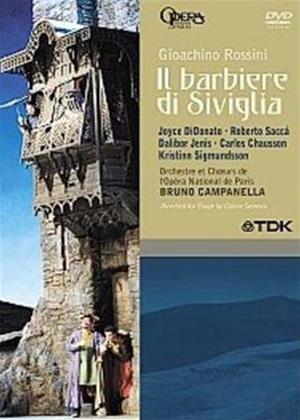 Rent Il Barbiere Di Siviglia: Opera National De Paris (Campanella) Online DVD Rental
