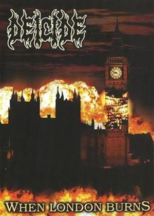 Rent Deicide: When London Burns Online DVD Rental