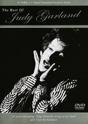 Rent Judy Garland: Best of Judy Garland Online DVD Rental
