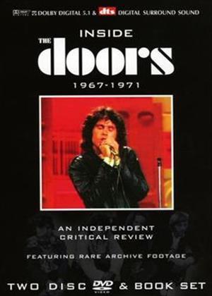 Rent The Doors: Inside the Doors: 1967 to 1971 Online DVD Rental