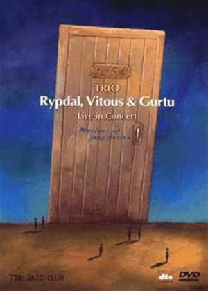 Rent Rypdal, Vitous and Gurtu: Live in Concert Online DVD Rental