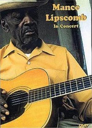 Rent Mance Lipscomb in Concert Online DVD Rental