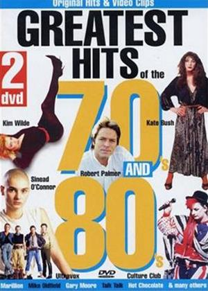 Rent Greatest Hits of the 70s and 80s Online DVD Rental