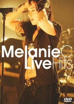 Rent Melanie C: Live Hits Online DVD Rental