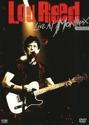 Rent Lou Reed: Montreux 2000 Online DVD Rental